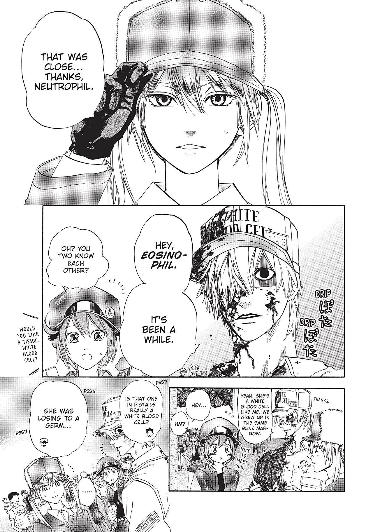 Cells at Work! Tome 2