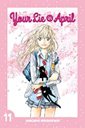 Your Lie in April Vol. 11