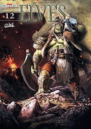 Elves Tome 12: The Queen of the Wood Elves