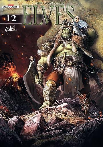 Elves Vol. 12: The Queen of the Wood Elves