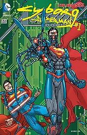 Action Comics (2011-) #23.1: Featuring Cyborg Superman