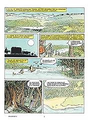 L'Histoire de l'Isère en BD Vol. 2: Le moyen-âge