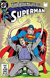 Adventures of Superman (1986-2006) #458