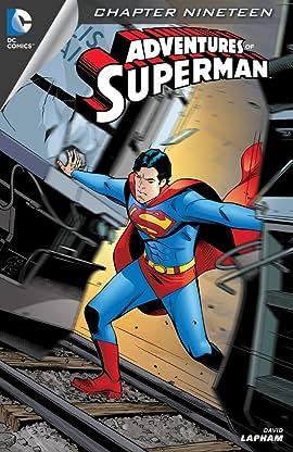 Adventures of Superman (2013-2014) No.19