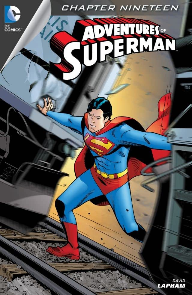 Adventures of Superman (2013-2014) #19