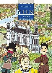L'Histoire de Lyon en BD Vol. 3: De la Révolution à nos Jours