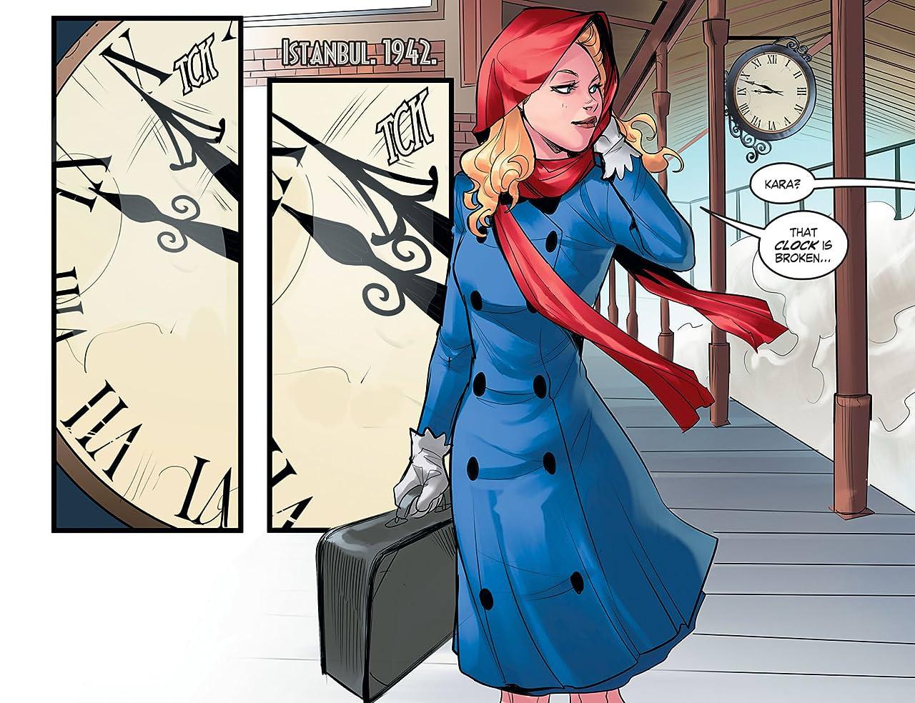 DC Comics: Bombshells (2015-2017) #78