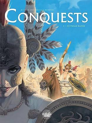 Conquests Vol. 3: Scythian Blood