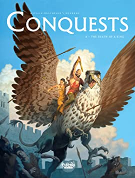 Conquests Vol. 4: The Death of a King