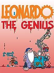 Leonardo Vol. 1: Leonardo the genius