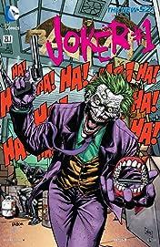Batman (2011-) #23.1: Featuring Joker