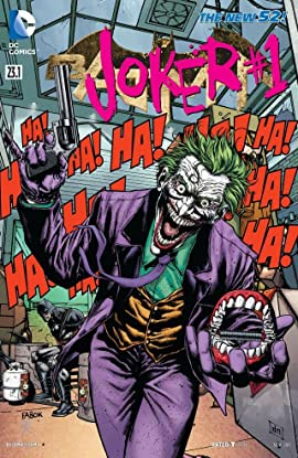 Batman (2011-2016) #23.1: Featuring Joker