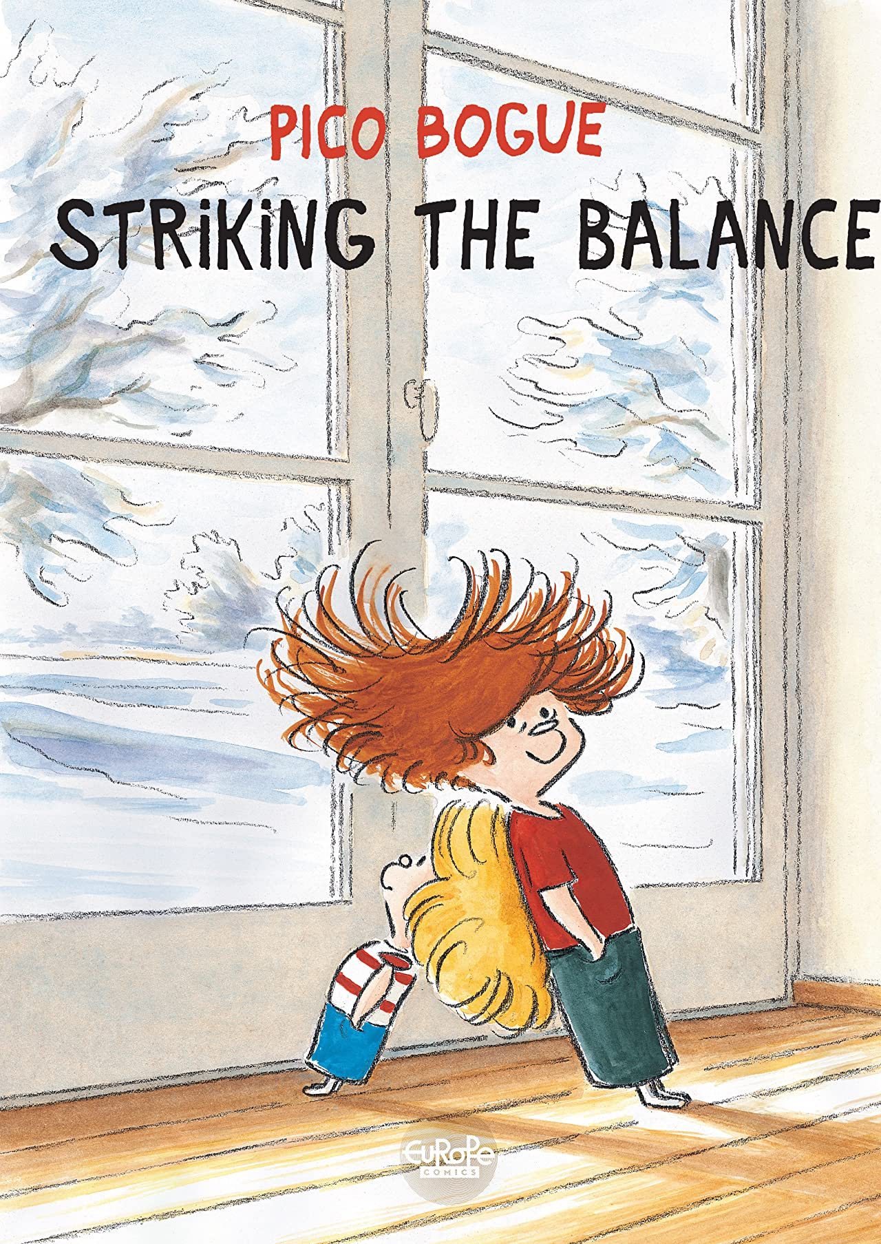 Pico Bogue Vol. 4: Striking the Balance