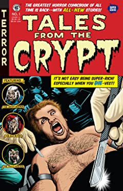 Tales From The Crypt #1