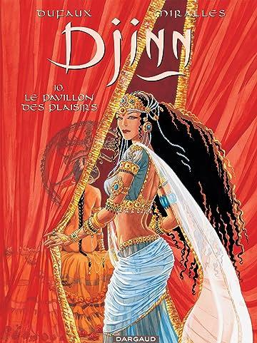 Djinn Vol. 10: Le Pavillon des plaisirs
