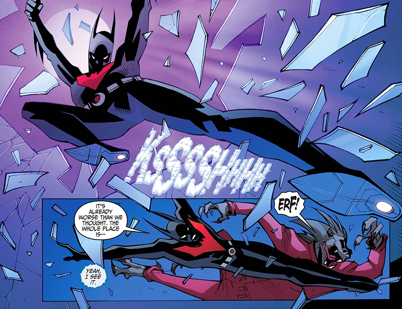 Batman Beyond 2.0 (2013-2014) #3