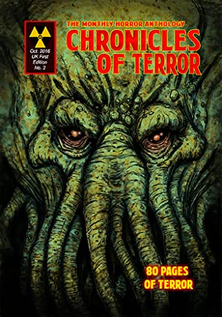 Chronicles of Terror Tome 2: Halloween Issue