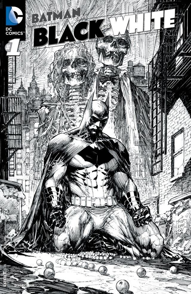 Batman Black & White (2013-2014) #1 (of 6)