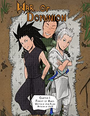 War of Dominion #1