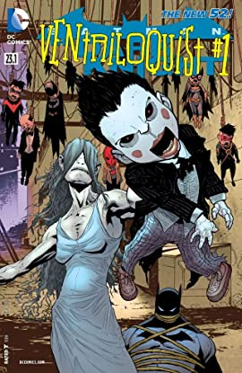 Batman: The Dark Knight (2011-2014) #23.1: Featuring Ventriloquist