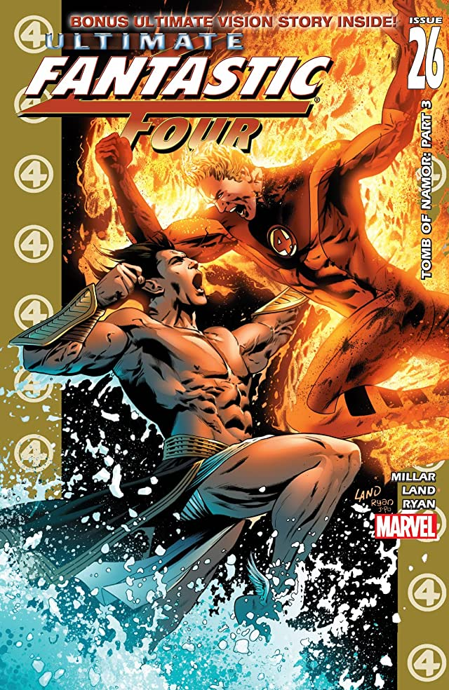 Ultimate Fantastic Four #26