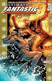 Ultimate Fantastic Four #26