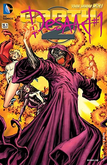 Earth 2 (2012-2015) #15.1: Featuring Desaad