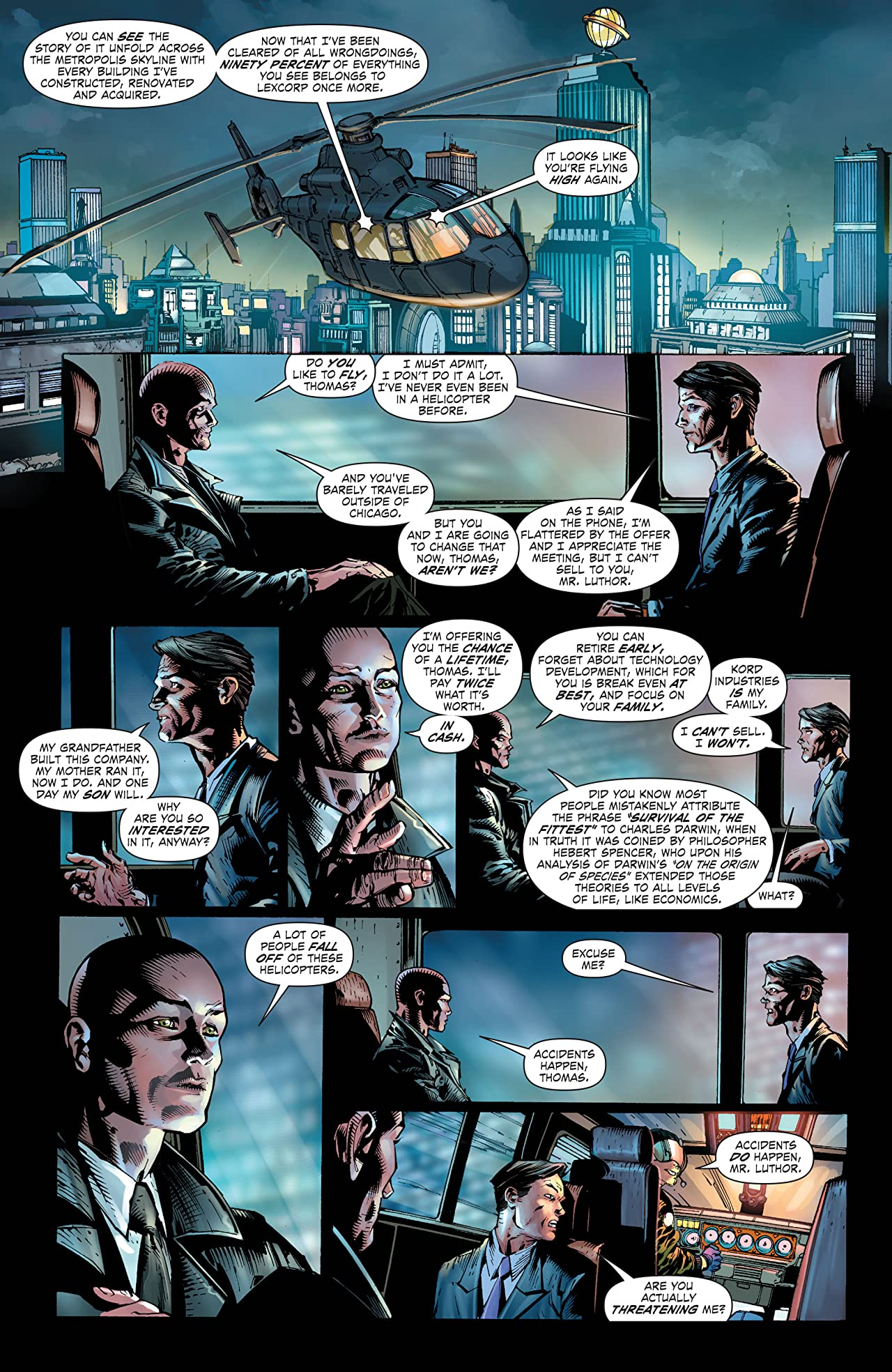 Forever Evil (2013-2014) #1 (of 7)