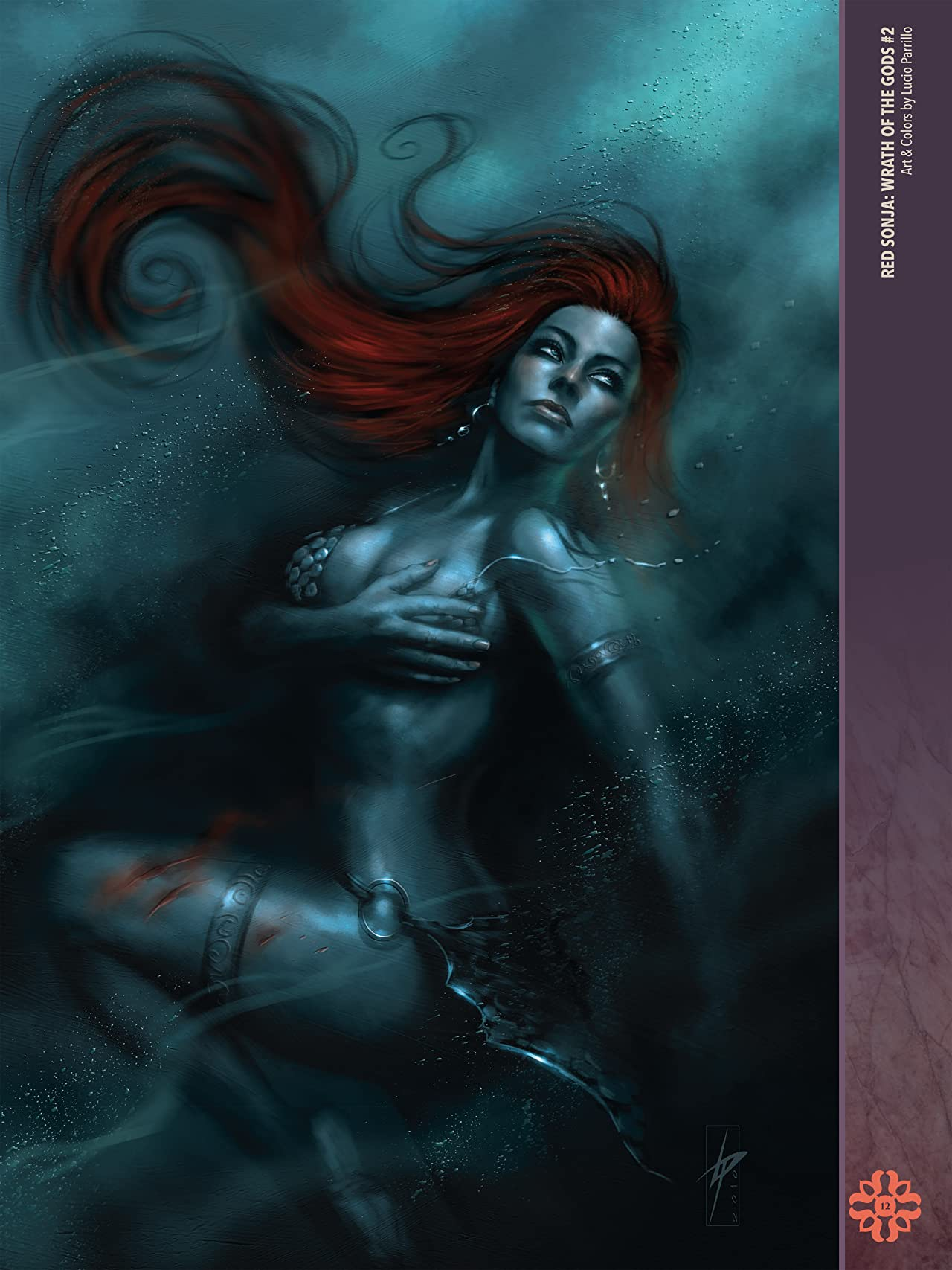 The Art Of Red Sonja Vol. 2