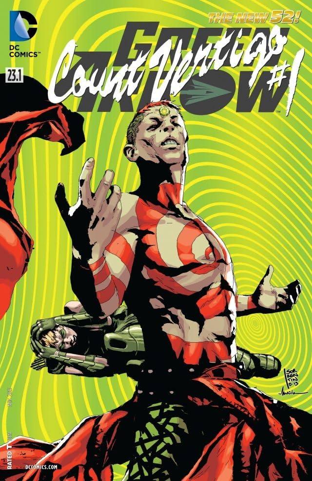 Green Arrow (2011-) #23.1: Featuring Count Vertigo