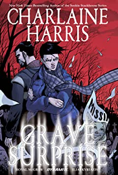 Charlaine Harris' Grave Surprise
