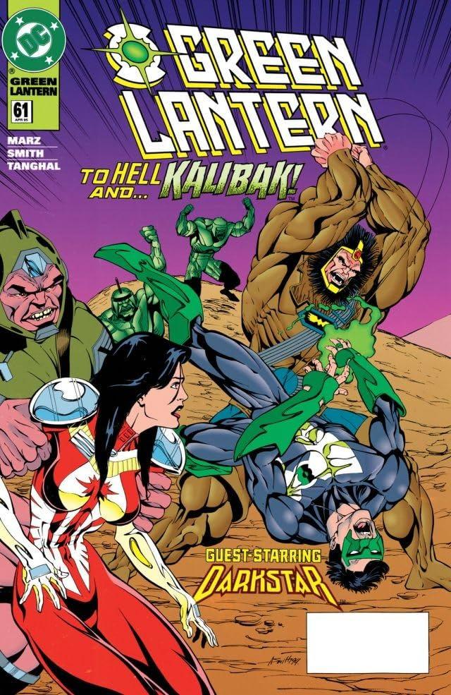 Green Lantern (1990-2004) #61