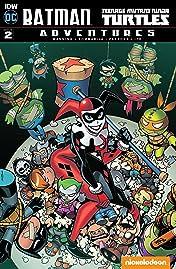 Batman/Teenage Mutant Ninja Turtles Adventures #2 (of 6)