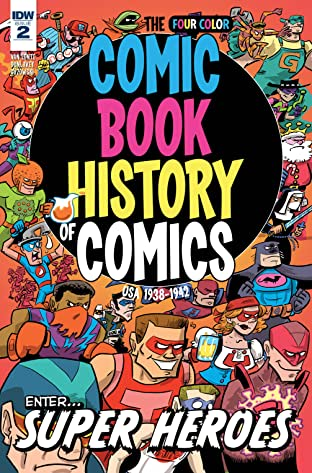 Comic Book History of Comics #2 (of 6)