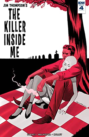 Jim Thompson's The Killer Inside Me #4 (of 5)