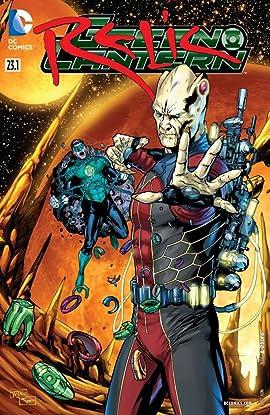 Green Lantern (2011-2016) #23.1: Featuring Relic