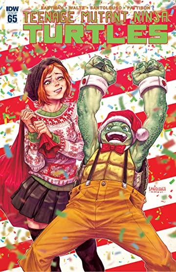 Teenage Mutant Ninja Turtles #65