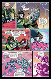 Transformers: Lost Light #1