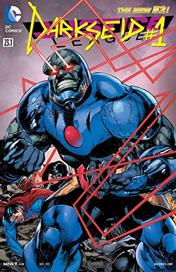 Justice League (2011-2016) #23.1: Featuring Darkseid