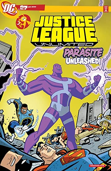 Justice League Unlimited #27