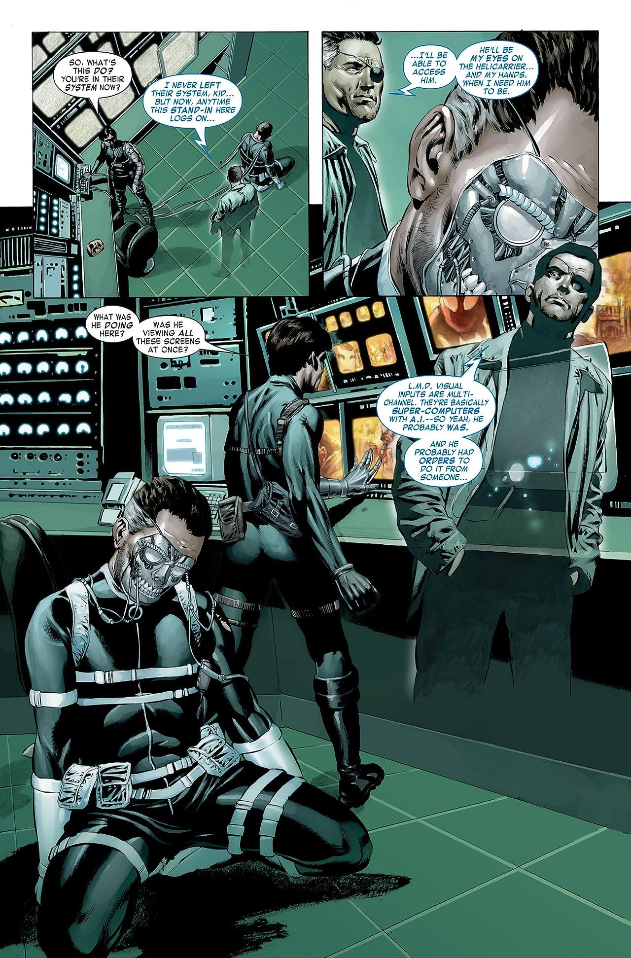 Captain America (2004-2011) #23