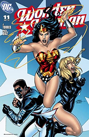 Wonder Woman (2006-2011) No.11