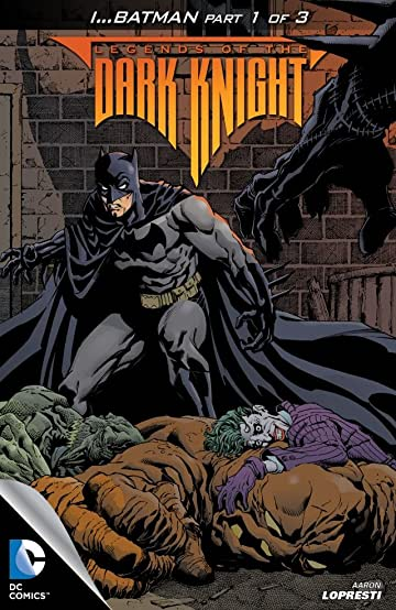 Legends of the Dark Knight (2012-2015) #66