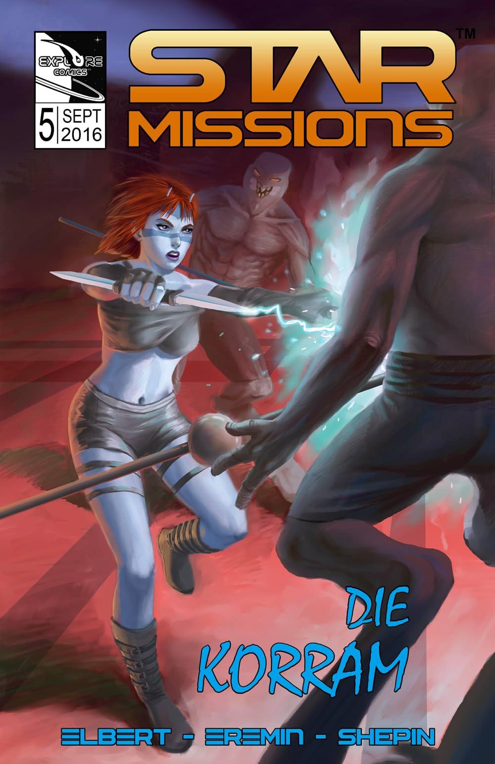 Star Missions - German #5
