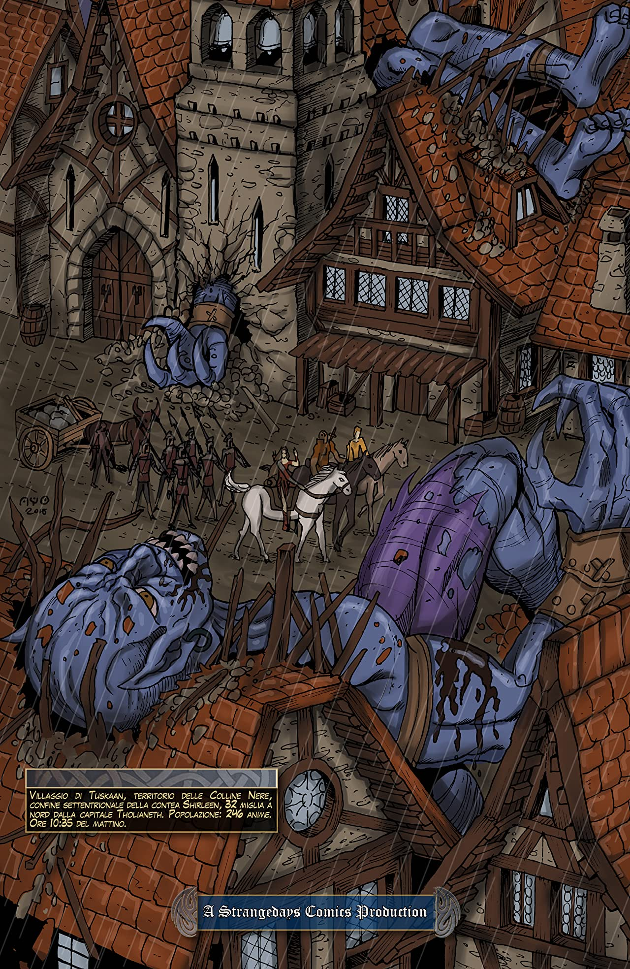 Gods of Kennar - Gli Dei di Kennar #3