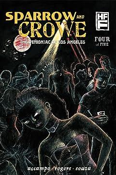 Sparrow & Crowe: The Demoniac of Los Angeles #4