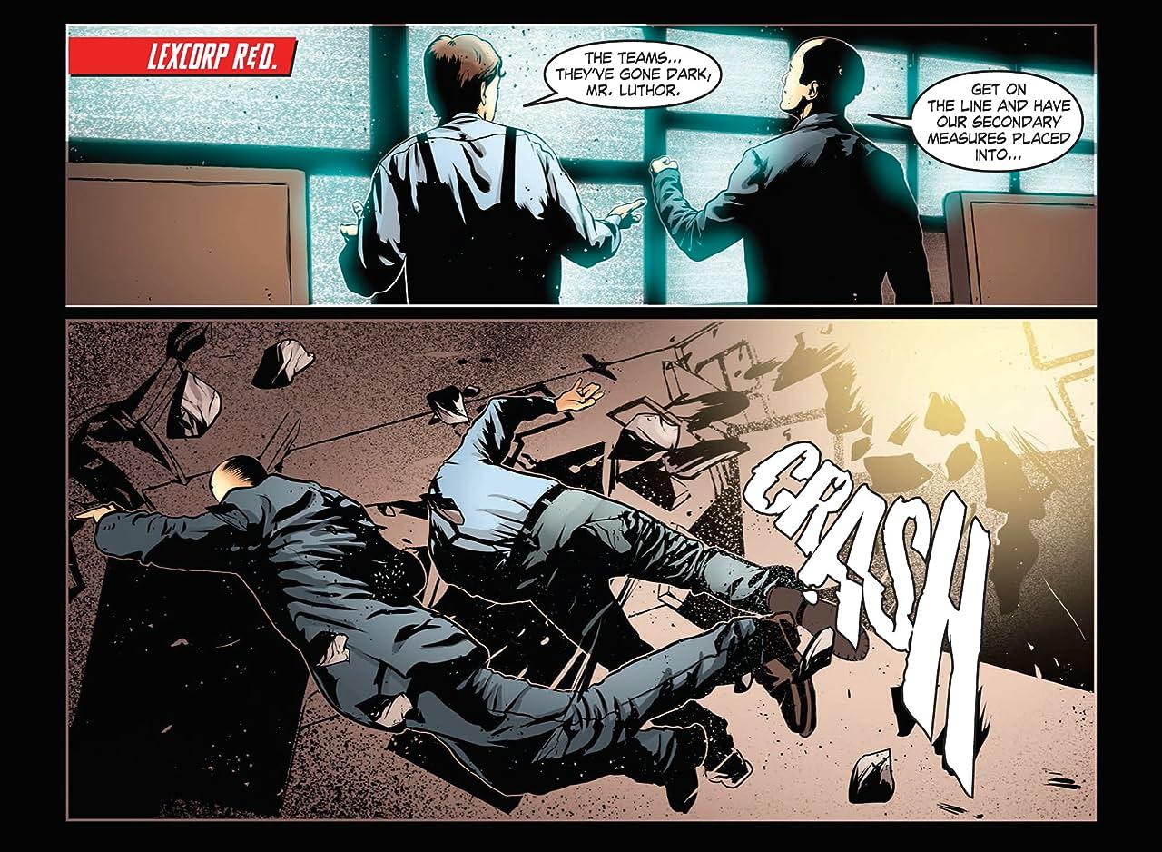 Smallville: Season 11 #63