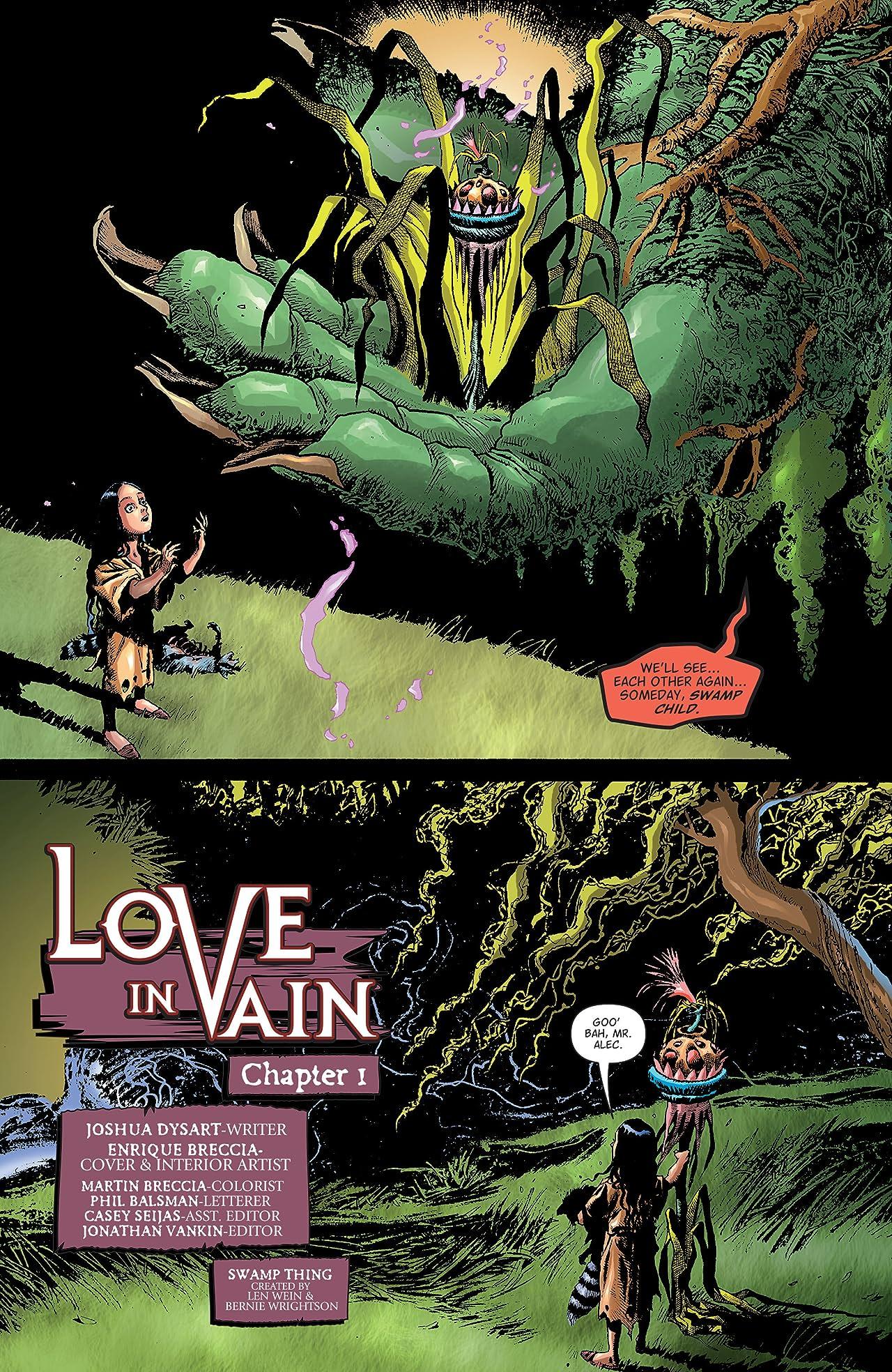 Swamp Thing (2004-2006) #9