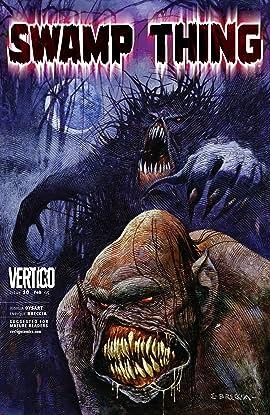 Swamp Thing (2004-2006) #10