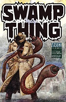 Swamp Thing (2004-2006) #12
